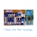 Filters and filter housings