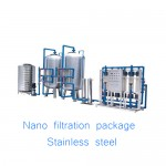 Nano filtration package Stainless steel
